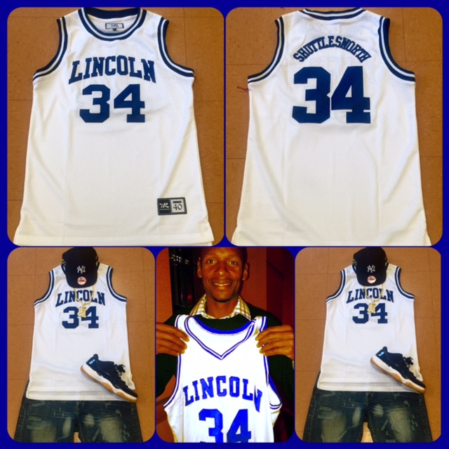 ray allen jersey outfit