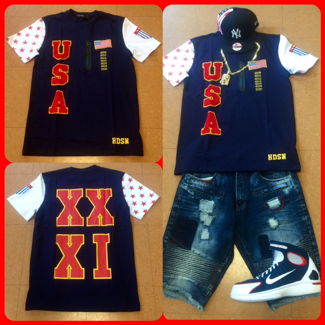 mens usa outfit